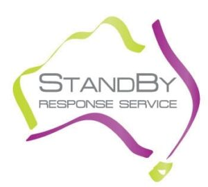 StandBy logo rough
